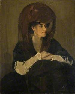 The Brown Veil (Mrs Harrington Mann)
