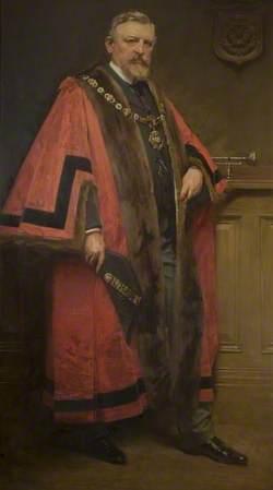 Alderman John Townsend