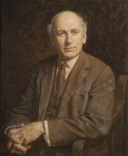 Portrait of John Baptist Kramer (1874–1952)