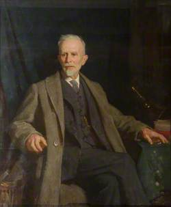 Professor Priestley Smith (d.1933), Honorary Opthalmic Surgeon (1874–1905), Consulting Opthalmic Surgeon (1905–1933)
