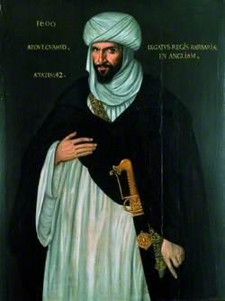 Abd el-Ouahed ben Messaoud ben Mohammed Anoun (b.1558), Moorish Ambassador to Queen Elizabeth I