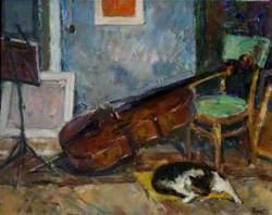 Dormant Cello