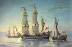 HMS 'Bristol'