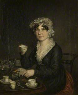 Mrs Ellen Sharples (1769–1849)