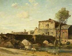 Old Mill at Ávila, Spain