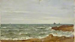 Seascape, Grey Weather