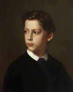 Frederic Dundas Harford (1862–1931) as a Boy