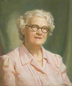 Miss Ellen Williams, Long-Serving Employee of the Wills Company
