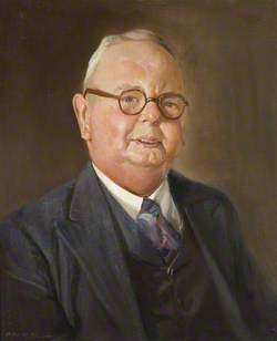 Mr H. E. Chapman, Long-Serving Employee of the Wills Company
