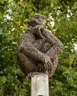 Paul (Thoughtful Monkey)