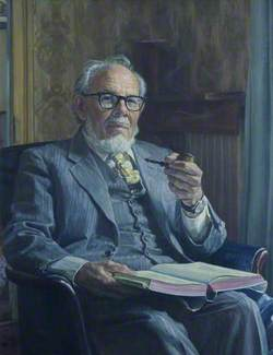 Sir Charles Frank, FRS, Professor, Physics (1946–1976)