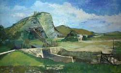 Uphill Cliff