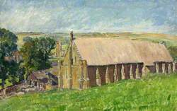 Abbotsbury Barn