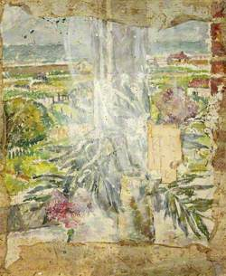View of the Artist's Garden, Sussex