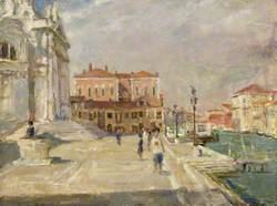 The Salute Steps, Venice