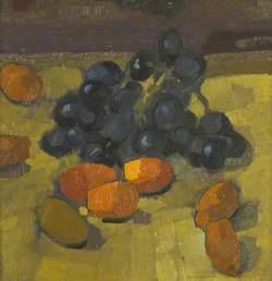 Kumquats and Grapes