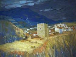 Arab Castle, Agreda