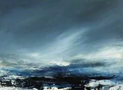 Approaching Rain, Northumbrian Coast