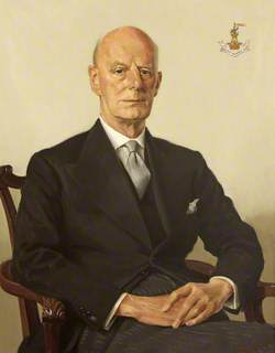 Athelstan Paul Bush, Treasurer (1944–1962), Master (1962)