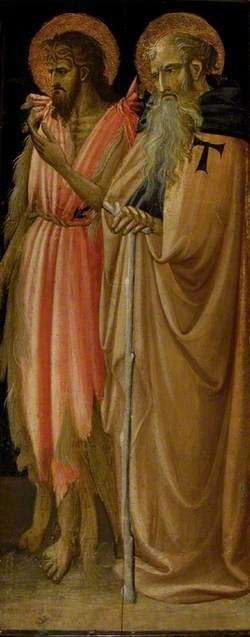 Saint John the Baptist and Saint Anthony Abbot