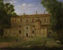 The Villa Madama, Rome