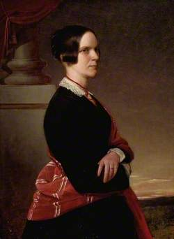 Mrs Sandys, the Artist's Mother