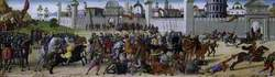 The Siege of Troy, the Death of Hector