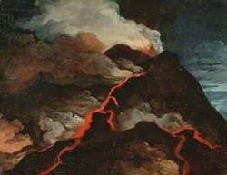 Vesuvius in Eruption