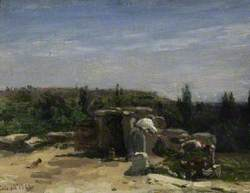 The Well in the rue Montlaville, Orrouy
