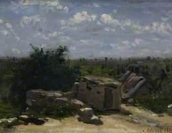 The Well in the Rue Montlaville, Orrouy