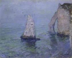 The Rock Needle and Porte d'Aval, Etrétat