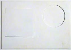 1936 (white relief - second version)