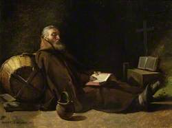 Hermit Reading