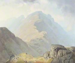 Lakeland Summits/Pillar from Green Gable
