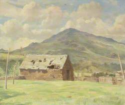 Harter Fell and Old Barn