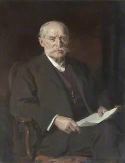 Reverend Canon Alfred Sutton, CBE