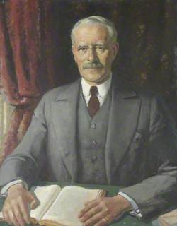 G. W. Allan Hodgson, Esq. (1869–1942), Clerk of the Peace for Cumberland (1927–1942)