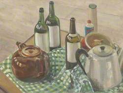 Still Life from the Kitchen