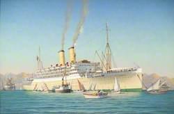 'Orama' at Aden