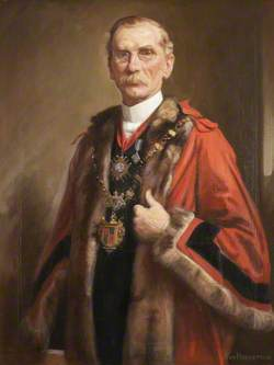 John Monkhouse, Mayor of Kendal (1897, 1902–1903 & 1903–1904), Chairman of Kendal Gas and Water Committee