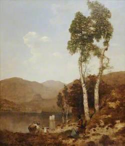 On the Banks of Derwentwater; Silver Birch
