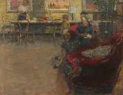 Interior; Tea Number 3