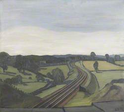 From the Bridge, Northleigh