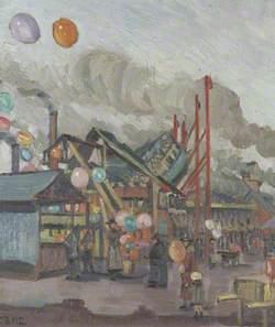 Balloon Stall, Hull Fair