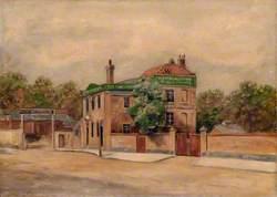 Railway Tavern, South End Road, Hampstead