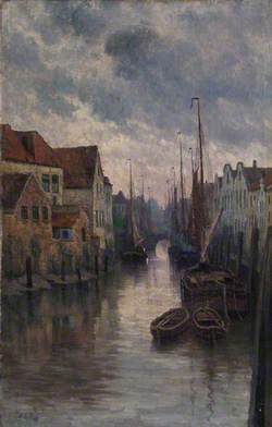 View of Malines