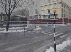 Montague Street, January