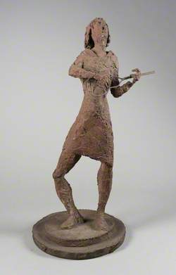 Standing Figure Singing*