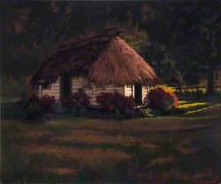 Manese Kavaliku's fale, Nuku'alofa, Tonga