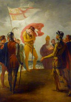 The Landing of Richard II at Milford Haven*